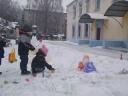 День веселых снеговиков
